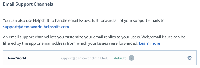 How do i forward my support emails into helpshift helpshift to route your support emails to your helpshift dashboard youll need to set up a forwarding rule in your companys email clientdomain publicscrutiny Image collections